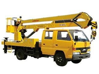 徐工 XZJ5064JGK 高空作业机械