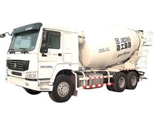 徐工 XZJ5250GJBA5 搅拌运输车
