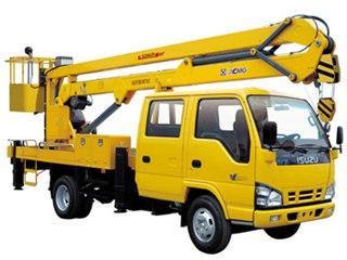 徐工 XZJ5065JGK 高空作业机械