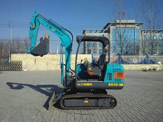 华夏山工 SG30-9 挖掘机