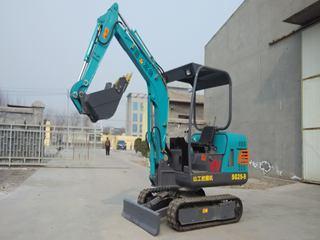 华夏山工 SG25-9 挖掘机