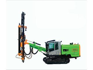 志高掘进ZGYX-650潜孔钻机