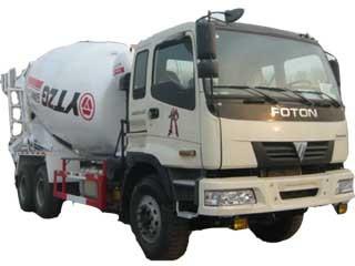亚特重工 TZ5251GJBEC4 搅拌运输车