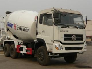 亚特重工 TZ5250GJBEA6 搅拌运输车