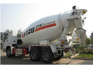 宇通重工 TZ5257GJBZ4N 搅拌运输车