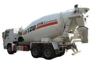 亚特重工 TZ5257GJBZN6 搅拌运输车