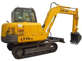 闽工 LT70-6 挖掘机