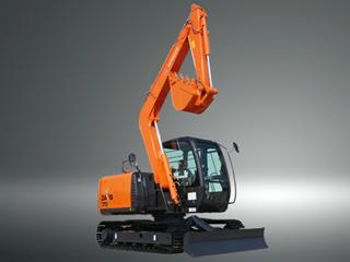 原装日立 ZX70-5G 挖掘机
