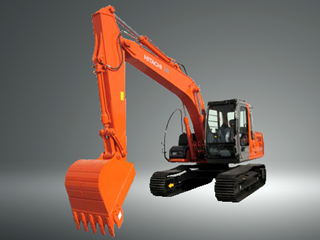 原装日立 ZX130H 挖掘机