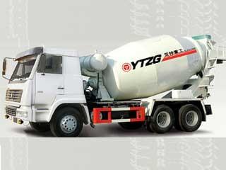 亚特重工 TZ5257GJBZ6N 搅拌运输车