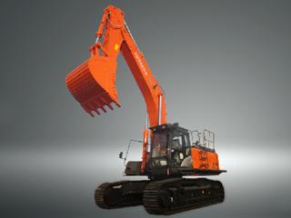 原装日立 ZX470LCH-5G-BE 挖掘机图片