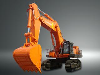 原装日立 EX1200-6BH 挖掘机