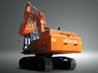 原装日立 ZX470LCH-BE-3 挖掘机