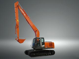 原裝日立 ZX200LC-3--H15長臂 挖掘機圖片