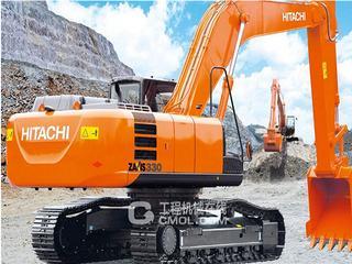 日立ZX330LC-5G挖掘机