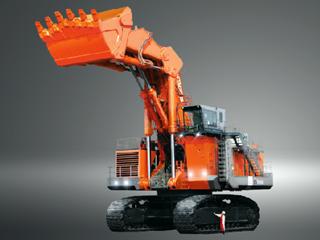 原裝日立 EX8000-6LD 挖掘機圖片