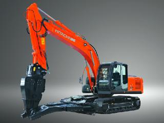原装日立 ZX200LC-3万能解体 挖掘机