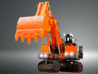 原装日立 EX5600-6BH 挖掘机