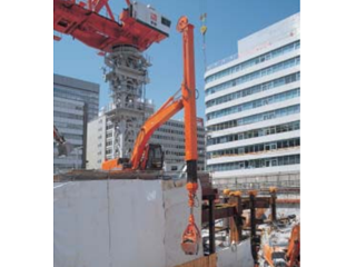 原装日立ZAXIS200-LC液压油缸式挖掘机