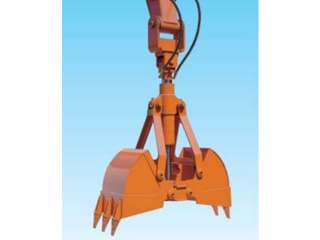 原装日立 ZAXIS70-LC蛤壳式 抓钳器