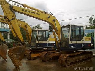 小松 PC120-5 挖掘机图片