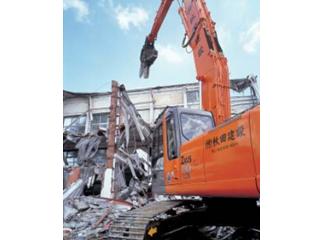原装日立 ZAXIS80LCK-HG拆除 挖掘机