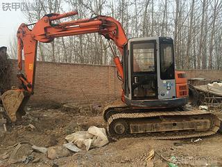 日立EX75UR-5挖掘机