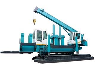 山河智能 ZYJ680B-II 压桩机