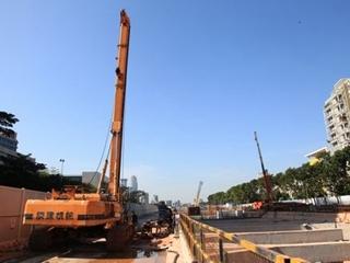 陕建机械 SDR150 旋挖钻