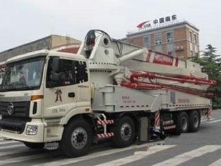 南车时代 HDT5380THB-48-5 泵车