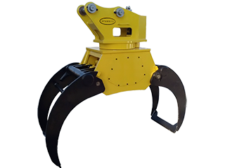 军恒斯帕克SP-40L抓木器