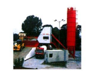 施维英 H1.25 混凝土搅拌站