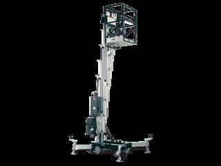 捷尔杰 25AM 高空作业机械