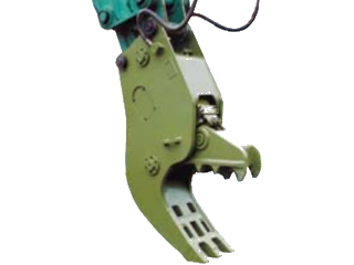 原装日立 HSP80小块破碎 抓钳器