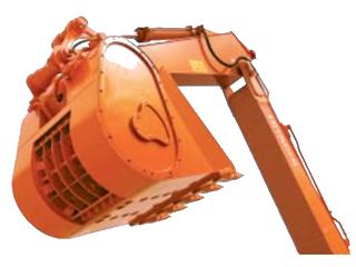 原装日立 S-HKB200破碎用-小回转 铲斗