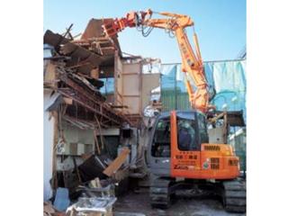 原装日立 ZAXIS80LCK2段式动臂 挖掘机