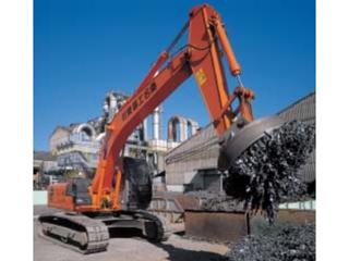 原装日立 ZAXIS200起重磁铁式 挖掘机
