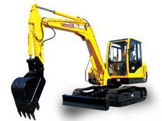 愚公机械 WY80 挖掘机