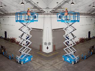 吉尼 GS-2046 高空作业机械