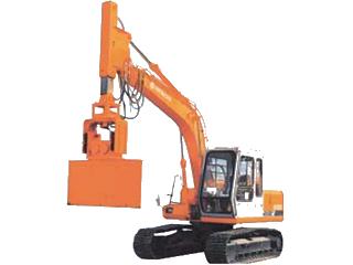 原装日立 ZAXIS110接缝截切用 挖掘机