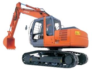 原装日立 ZAXIS135USL林业用 挖掘机