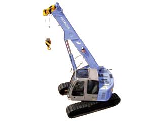 原装日立 ZAXIS135UST齿履带板型伸缩式 起重机