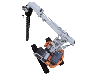 原装日立 SRX2300-LC后方超小回转型液压无导柱型基础工程用 挖掘机