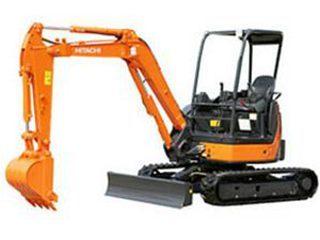 原装日立 ZAXIS35U地下工程用 挖掘机