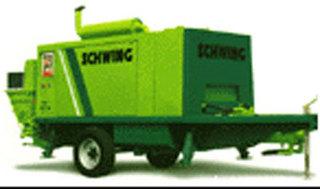 施维英 BP3500HDR 拖泵
