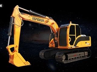 雷道机械 LD150E 挖掘机