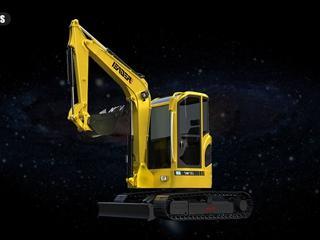雷道机械 LD55S 挖掘机