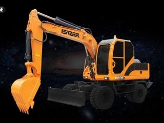 雷道机械 LD135E 挖掘机
