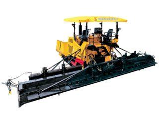新筑股份 MT9500A机械加宽 沥青摊铺机