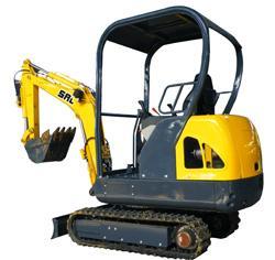 上力重工 W218 挖掘机
